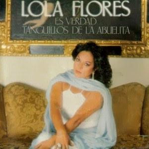 Flores, Lola - CBSCBS 8567