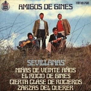 Amigos De Ginés - HispavoxHH 16-798