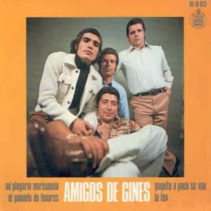 Amigos De Ginés - HispavoxHH 16-872