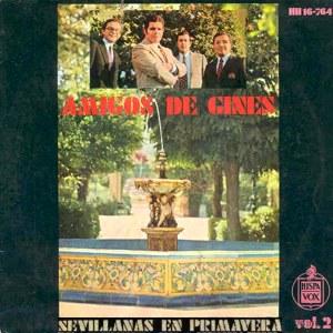 Amigos De Ginés - HispavoxHH 16-764