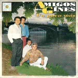Amigos De Ginés - Hispavox40 ???? 7