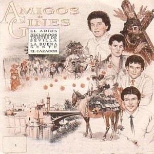 Amigos De Ginés - Hispavox40 2320 7