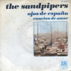 Sandpipers, The - HispavoxH 341