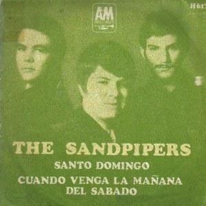 Sandpipers, The - HispavoxH 617
