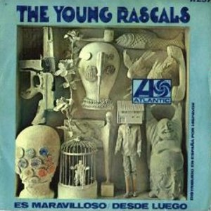 Young Rascals, The - Hispavox H 257