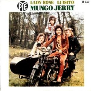 Mungo Jerry - HispavoxH 737