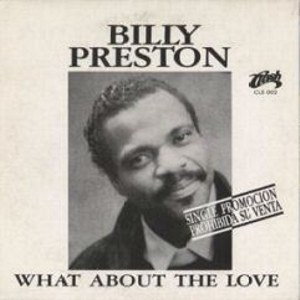 Preston, Billy - ClashCLS-002