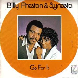Preston, Billy - Ariola100.358-A