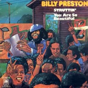 Preston, Billy - Ariola13.792-A