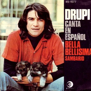 Drupi - Hispavox45-1577