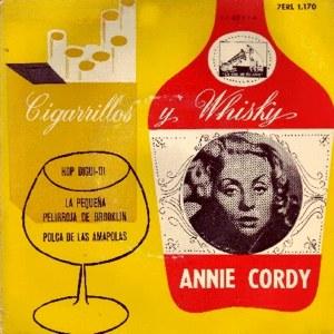 Cordy, Annie - La Voz De Su Amo (EMI)7ERL 1.170