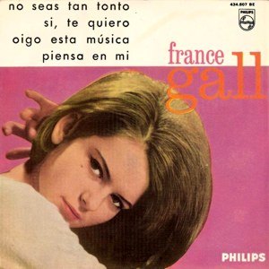 Gall, France - Philips 434 807 BE