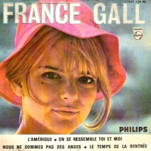 Gall, France - Philips 437 125 BE