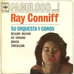 Conniff, Ray - CBSAGS 20.022