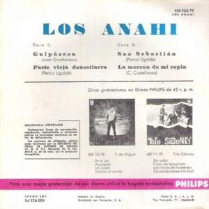 Anahi, Los - Philips430 925 PE