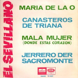Sevillano, El - Odeon (EMI)DSOE 16.631