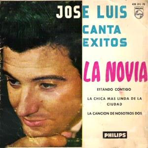 José Luis Y Su Guitarra - Philips428 292 PE