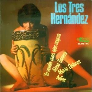 Tres Hernández, Los