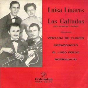 Linares Y Los Galindos, Luisa - ColumbiaECGE 70140