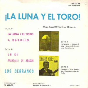 Serranos, Los - Fontana467 777 TE
