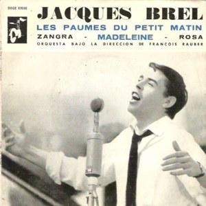 Jacques Brel - ColumbiaSBGE 83050