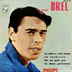 Jacques Brel - Philips 432 371 BE
