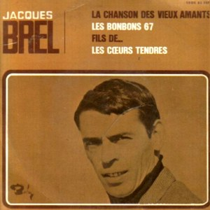Jacques Brel - ColumbiaSBGE 83227
