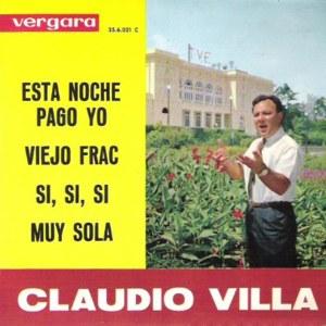 Claudio Villa - Vergara35.6.021 C