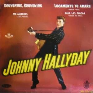 Hallyday, Johnny - HispavoxHV 27- 57