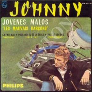 Hallyday, Johnny - Philips434 905 BE