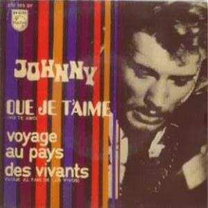 Hallyday, Johnny - Philips370 599 BF