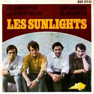 Sunlights, Les - HispavoxHAZ 277-21