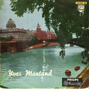 Montand, Yves - Philips 432 406 BE