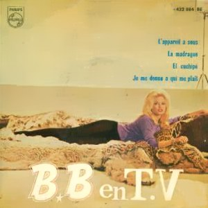 Bardot, Brigitte - Philips 432 884 BE