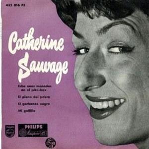 Sauvage, Catherine - Philips432 016 PE