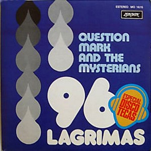 Question Mark (?) And The Mysterians - Columbia MO 1615