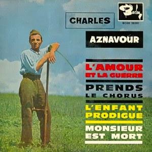 Aznavour, Charles - ColumbiaBCGE 28281