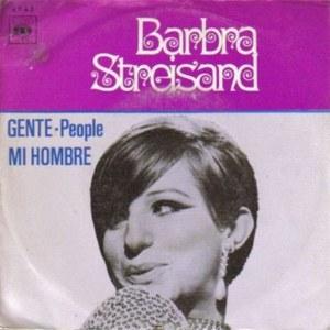 Streisand, Barbra - CBSCBS 4945