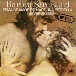 Barbra Streisand - CBSCBS 4855