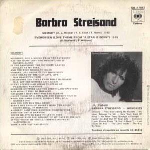 Barbra Streisand - CBSA-1983