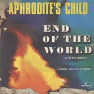 Aphrodite´s Child - Mercury 132 502 MCF