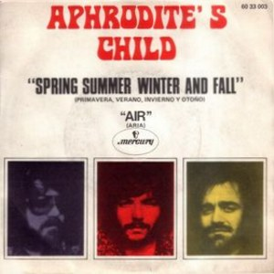 Aphrodite´s Child - Mercury 60 33 003