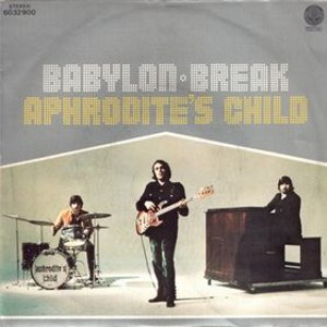 Aphrodite´s Child - Polydor 60 32 900