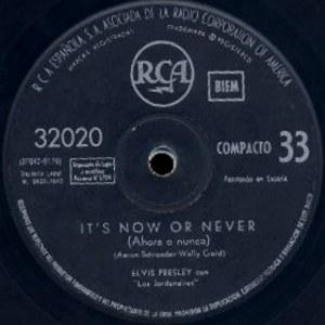 Elvis Presley - RCA32020