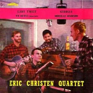 Eric Christen Quartet - FonópolisFB63-1