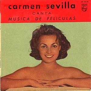 Sevilla, Carmen - Philips421 212 PE