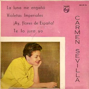 Sevilla, Carmen - Philips428 219 PE