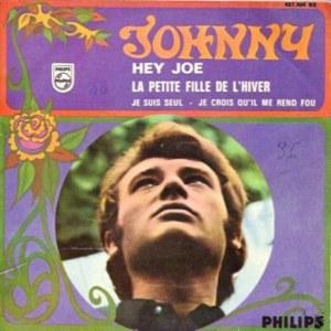 Hallyday, Johnny - Philips437 304 BE