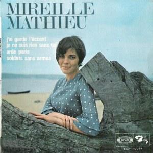 Mathieu, Mireille - SonoplaySBP 10094