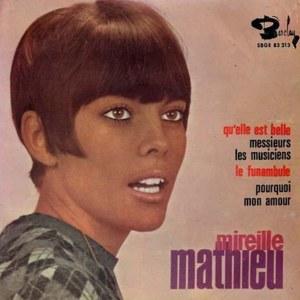 Mathieu, Mireille - ColumbiaSBGE 83213